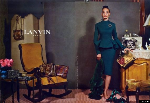 lanvin real people