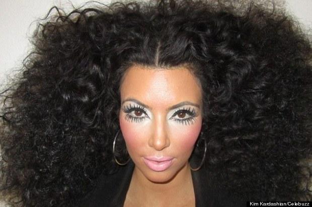 kim hair