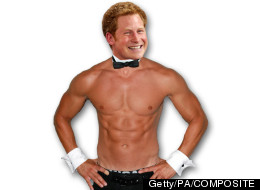 Prince Harry Playgirl