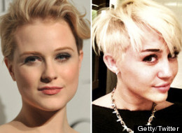 Evan Rachel Wood Miley Cyrus Gay