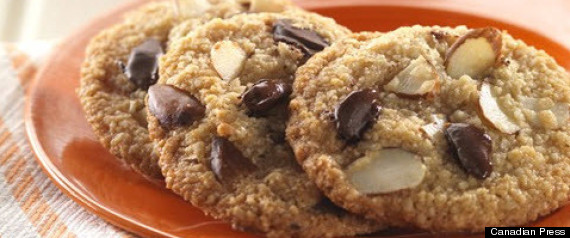 GLUTEN FREE CHOCOLATE CHIP RECIPE