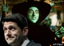 Nathan Lane Paul Ryan Wicked Witch