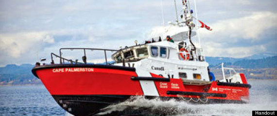 Pacific Coast Guard Canada