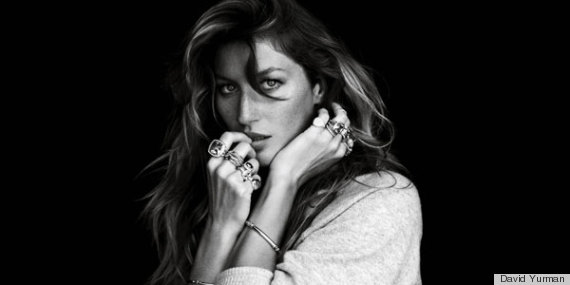 gisele bundchen david yurman