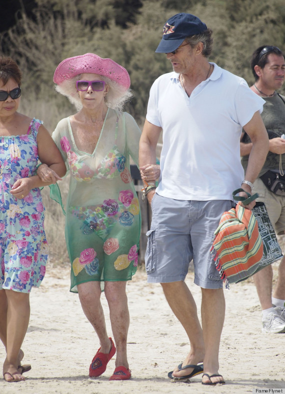 Duchess of Alba bikini