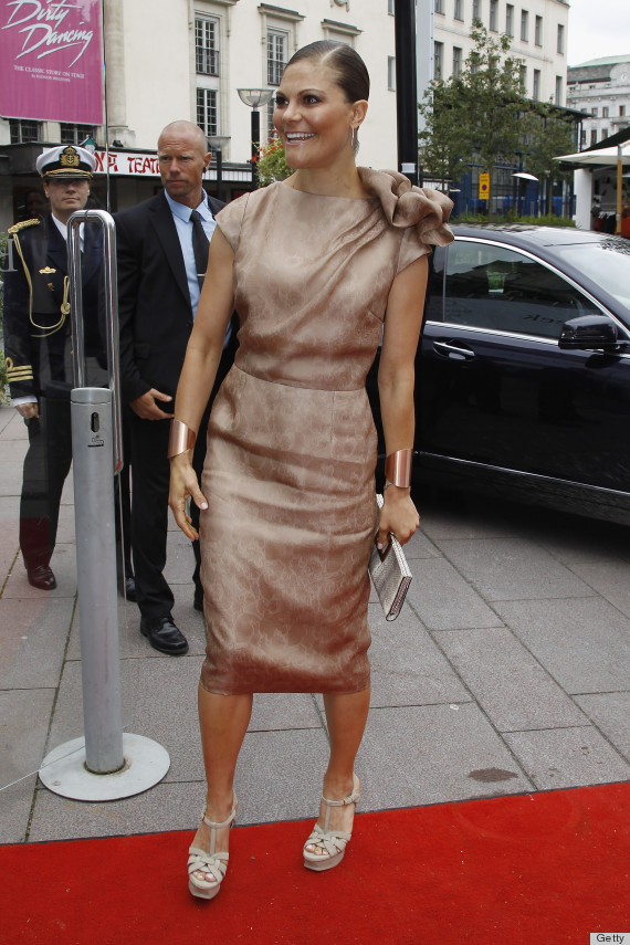 princess victoria stockholm fashion week