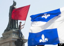 Quebec Student Protest Back To School Law