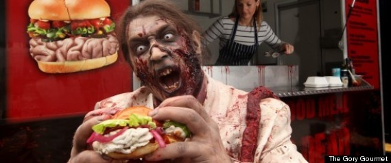 Zombie Food Truck