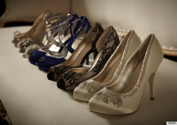 DSW Cinderella Shoe Goes Head-To-Head With Christian Louboutin (PHOTOS