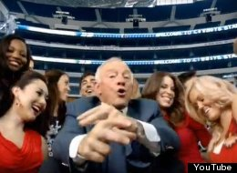 Jerry Jones Rapping