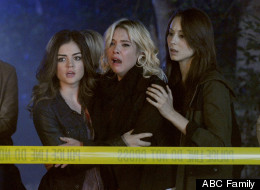 Pretty Little Liars Season 3 Finale Chat