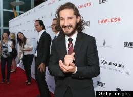 Shia Labeouf Dropped Acid
