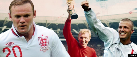 ENGLAND TO DITCH UMBRO