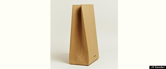 EXPENSIVE PAPER LUNCH BAG