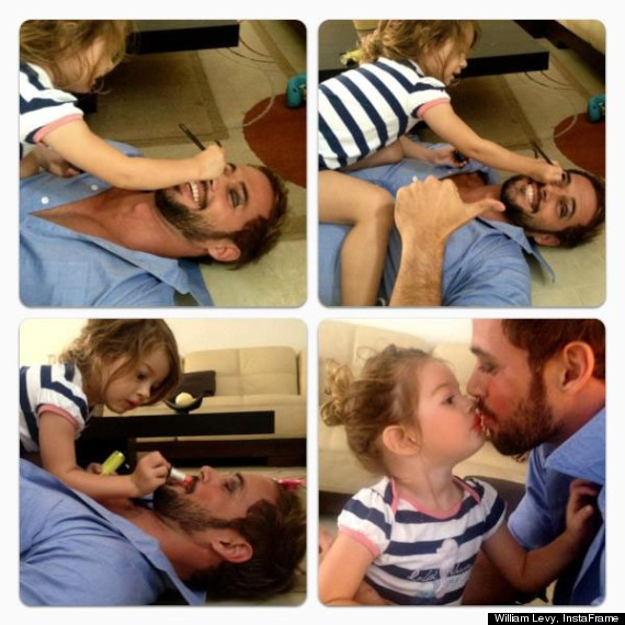 William Levy Hijos William Levy y Sus Hijos