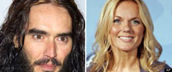 RUSSELL BRAND DATING GERI HALLIWELL