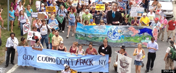 NEW YORK FRACKING