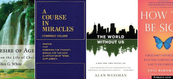 Top 100 Religious Books For HuffPost Community