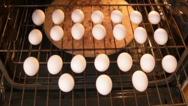 How To Hard Boil Eggs In The Oven   The Huffington Post