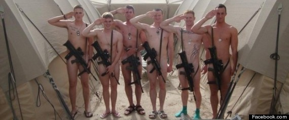 NAKED SOLDIERS PRINCE HARRY