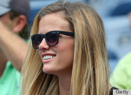 PHOTOS: Brooklyn Decker's Courtside Cool Look At The U.S. Open