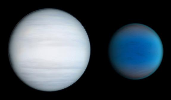 alien planets