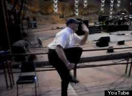 WATCH: Red Rocks Dancing Security Guard Loves To Boogie