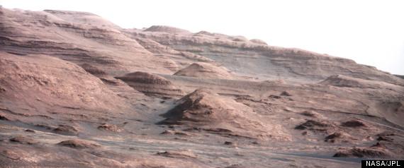NEW MARS PHOTOS CURIOSITY