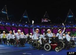 La reine Elizabeth ouvre les jeux Paralympiques de Londres (PHOTOS)
