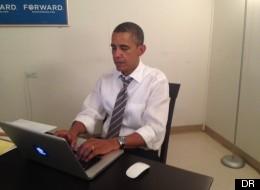 'PresidentObama' Talks Parenting On Reddit