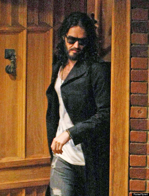 Who is russell brand dating dec 2020
