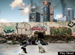 WATCH: Zombies Vs. Dogs