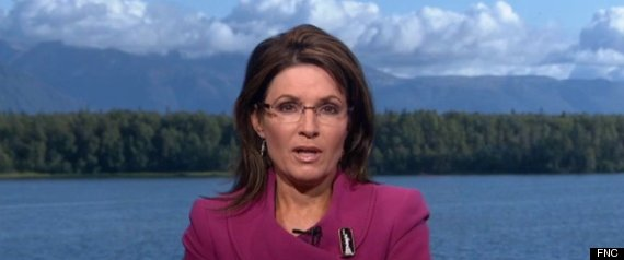 Sarah Palin Fox News
