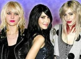 Taylor Momsen Pretty Reckless The Veronicas