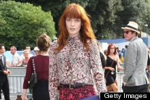 Florence Welch Turns Up At Venice Film Festival In The Most Head-Turning Outfit So Far