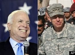 Mccain And Petraeus
