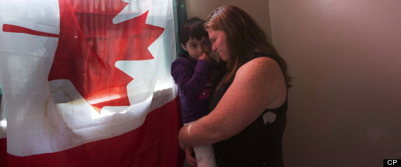 KIMBERLY RIVERA DEPORTED CANADA