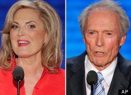 Ann Romney Clint Eastwood