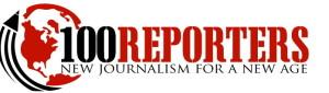 100 reporters