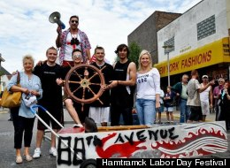 Hamtramck Labor Day Fest 2012