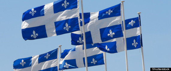 Quebec Flags