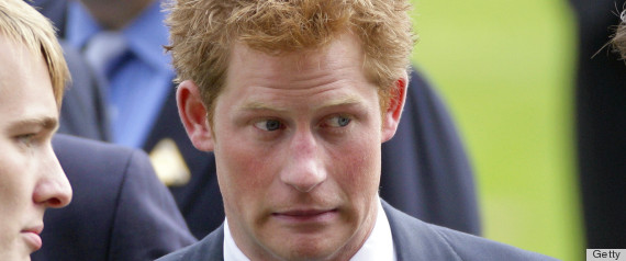 PRINCE HARRY NAKED