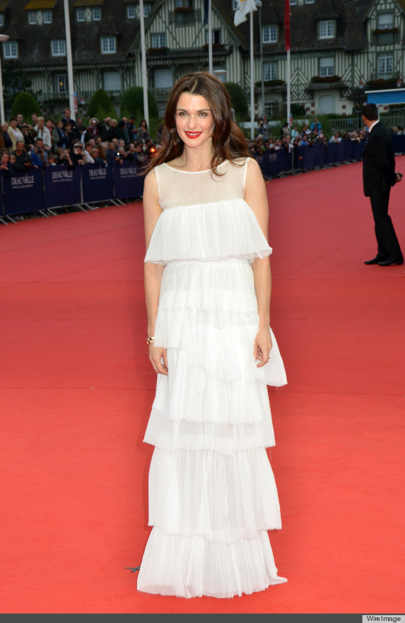 rachel weisz dress