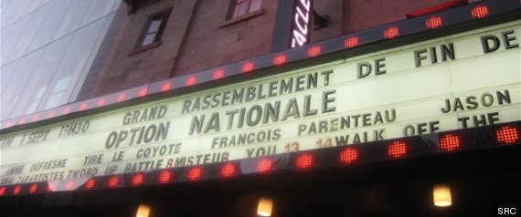 RASSEMBLEMENT OPTION NATIONALE