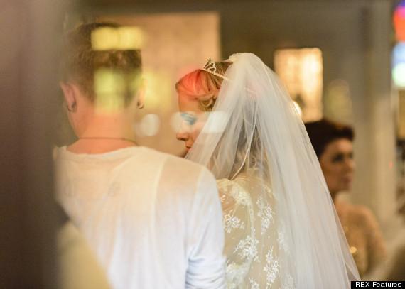 Caroline Flack Gets Married In Vegas!... But It's All A ...