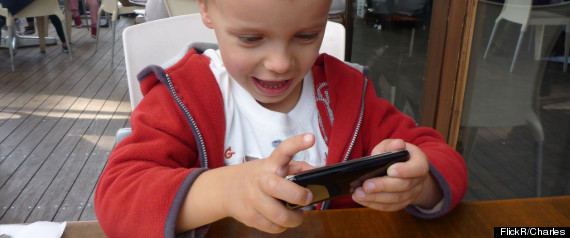 Enfant Application Iphone
