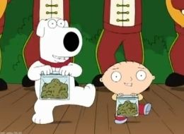 Family Guy Pot