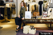 Alice Temperley Somerset Launches At John Lewis With Cups Of Tea