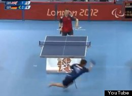 Paralympics Table Tennis