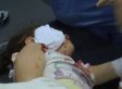 Syria Sniper Bullet Hits 4-Year-Old Girl (VIDEO)